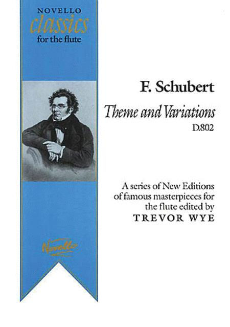 Theme And Variations D.802