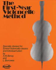 The First-Year Violoncello Method