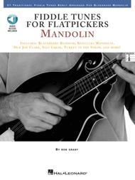Fiddle Tunes for Flatpickers - Mandolin