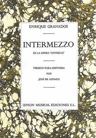 Granados Intermezzo From Goyescas (azpiazu)