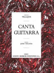 Villajos: Canta Guitarra