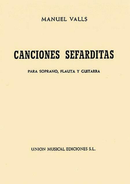 Canciones Sefarditas