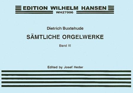 Organ Works - Volume 3
