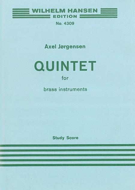 Quintet For Brass Instruments