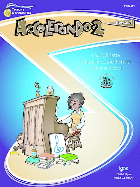 Theory Gymnastics for Teens & Adults: Accelerando 2