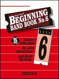 Beginning Band Book No. 6 - Starter Set