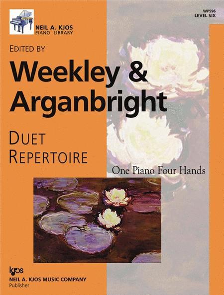 Duet Repertoire - Level 6