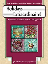 Holidays Extraordinaire! - Piano Accompaniment