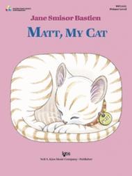 Matt, My Cat