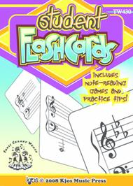 TCW Student Flashcards: Notes & Key Signatures