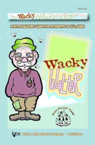 Wacky Words starring Walter (Jumbo Size)