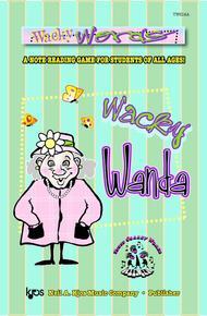 Wacky Words starring Wanda (Jumbo Size)