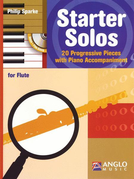Starter Solos For Flute
