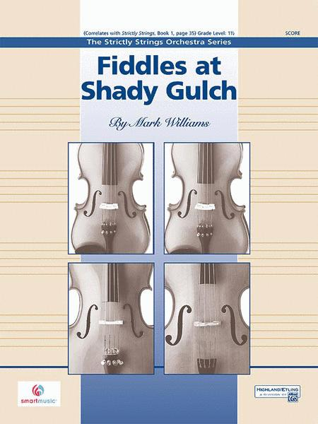Fiddles at Shady Gulch