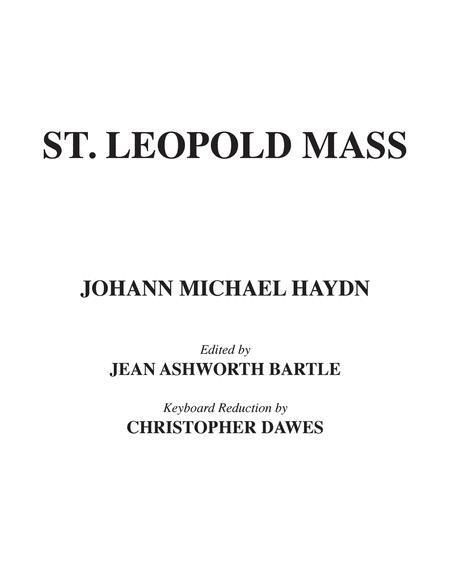 St. Leopold Mass