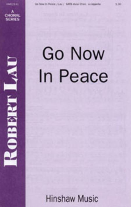 Go Now in Peace