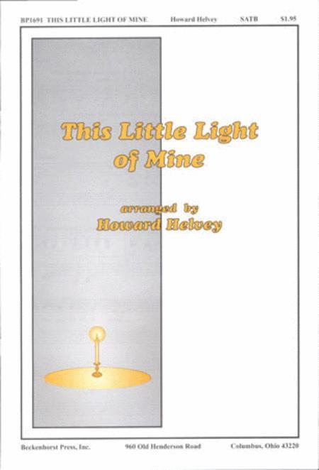 This Little Light of Mine (SATB)
