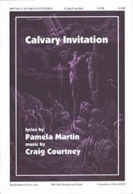 Calvary invitation sheet music by craig courtney sheet music plus stopboris Images