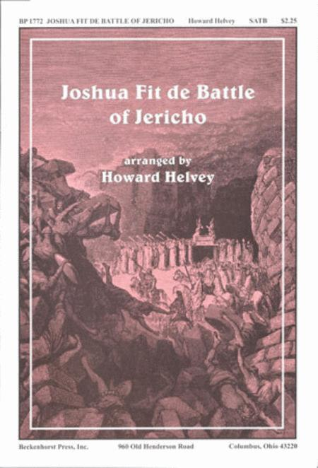 Joshua Fit De Battle of Jericho