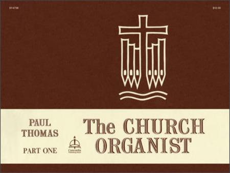 The Church Organist, Vol. I