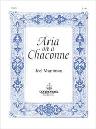 Aria On A Chaconne