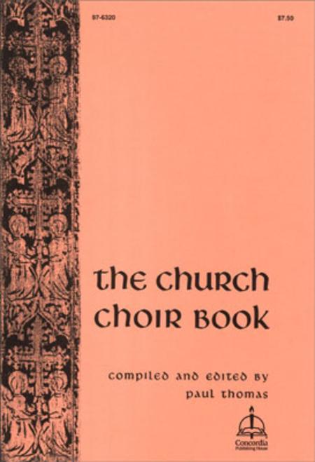 The Church Choir Book