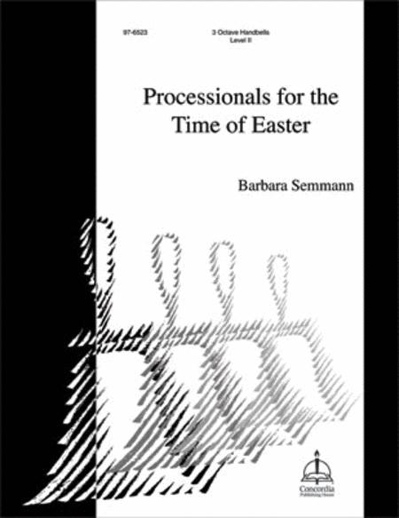 Processionals For The Time Of Easter