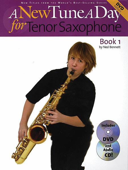 A New Tune a Day - Tenor Saxophone, Book 1