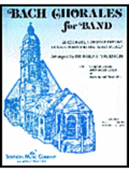 Bach Chorales for Band