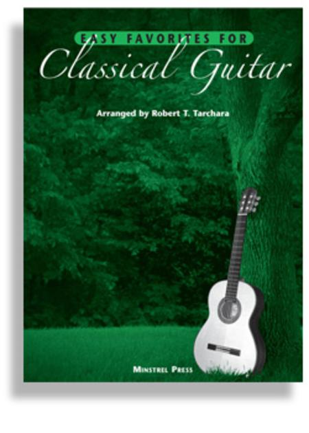 Easy Favorites for Classical Guitar
