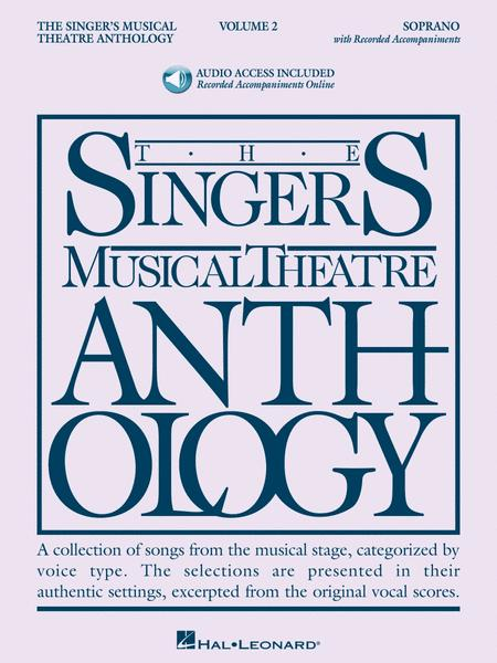 The Singer's Musical Theatre Anthology - Volume 2 - Soprano