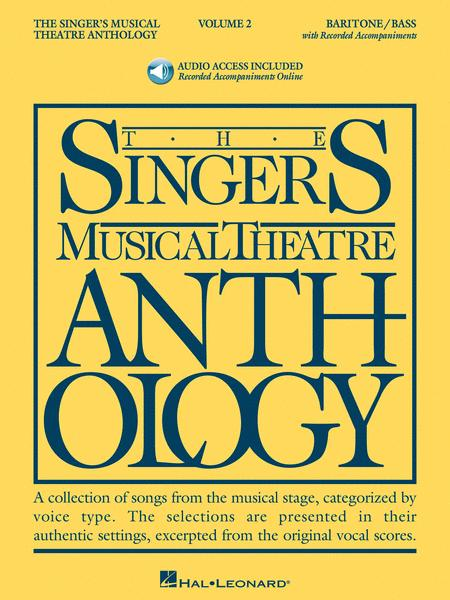 The Singer's Musical Theatre Anthology - Volume 2 - Baritone/Bass