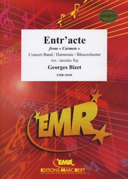 Entr'acte from Carmen