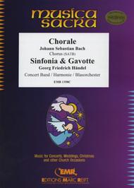 Choral / Sinfonia & Gavotte (Chorus SATB)