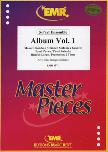 Master Pieces: Album Vol. 01