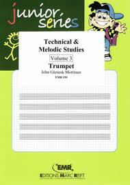 Technical & Melodic Studies Vol. 3