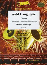 Auld Lang Syne (Chorus SATB)
