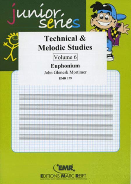 Technical & Melodic Studies Vol. 6