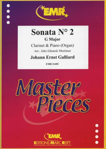 Sonata Ndeg 2 in G Major