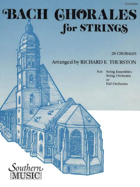 Bach Chorales for Strings (28 Chorales)