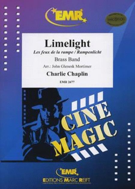 Limelight Sheet Music By Chaplin Sheet Music Plus