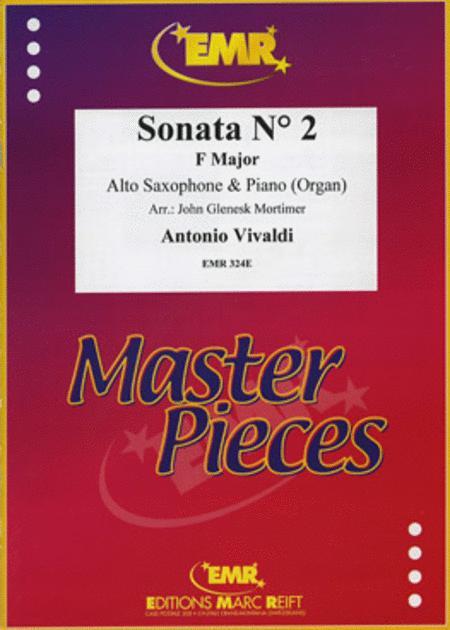 Sonata No. 2 in F major