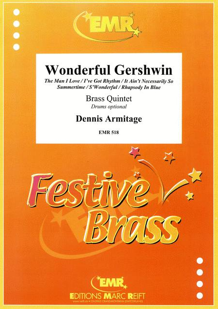 Wonderful Gershwin
