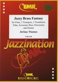 Jazzy Brass Fantasy+Flute,Bass,Perc