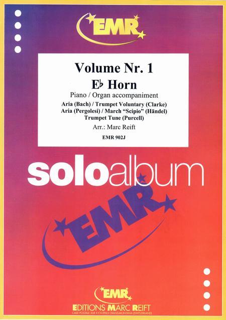 Solo Album Volume 01