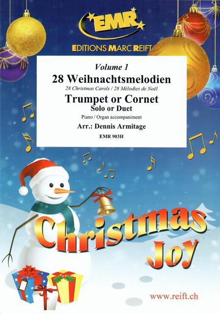 28 Weihnachtsmelodien Vol. 1