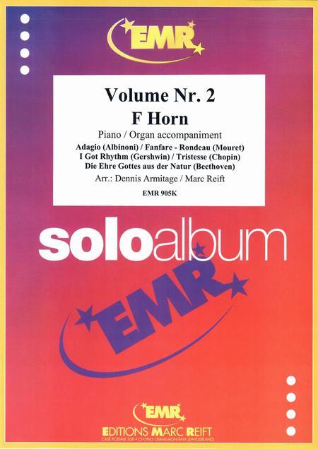 Solo Album Vol. 02