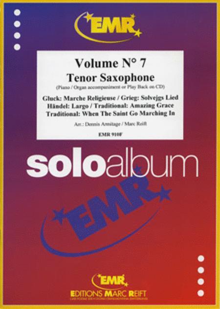 Solo Album Volume 07