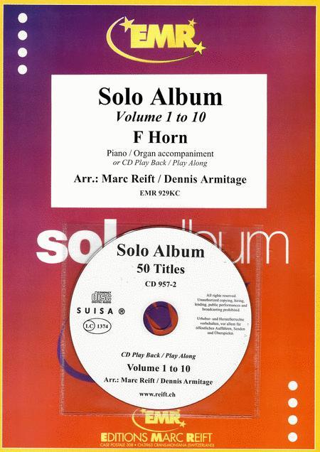 Solo Album (Vol. 1-10 + 2 CDs)