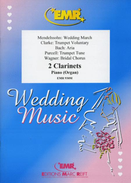 Wedding Music - Clarinet Duet